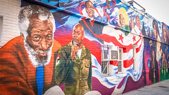 2017.06.26 Ben's Chili Bowl Mural, Washington, DC USA 6863