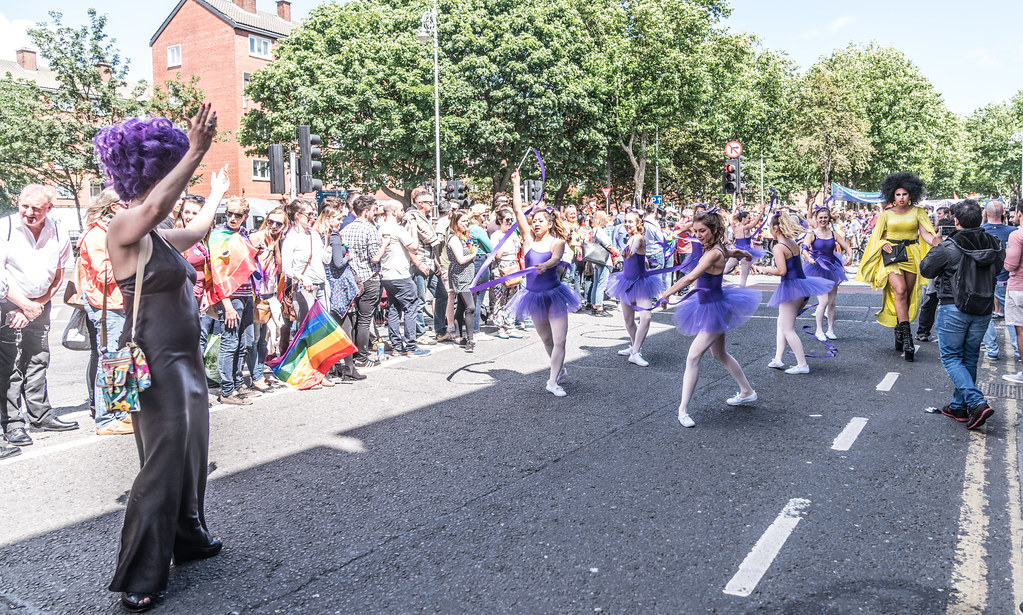 LGBTQ+ PRIDE PARADE 2017 [ON THE WAY FROM STEPHENS GREEN TO SMITHFIELD]-130048