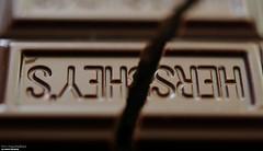 Chocolate Break (disgruntledbaker1) Tags: broken macromondays chocolate