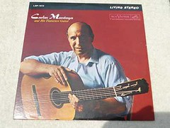Carlos Montoya And his Flameco Guitar (RecordsAlbums) Tags: guitar flamenco carlosmontoya carlos montoya spanish salsa vinyl record records lp lps