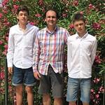 Trio de cracks. #caralsol #hemfetsort #senseparar #superteam #sensefiltres #80anys thumbnail