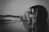1/52. Metamorfosis (Raquel Endless) Tags: metamorfosis black white bw blancoynegro autorretrato selfportrait portrait retrato 50mm d5000 refraction refraccion