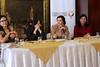 Ministra Rosana Alvarado se reúne representantes de centros y casas de acogida - 21 de junio de 2017 - Quito