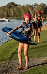 Omnia Cable Ski-0043 (~.Rick.~) Tags: cableski carbrook friends kneeboard omniagroup qld queensland seq team excitement fun ski water australia au