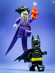 Dynamite (Jezbags) Tags: lego legos toys toy minifigure minifigures macro macrodreams macrophotography macrolego canon60d canon 60d 100mm closeup upclose dc dclego legodc batman batmanthemovie joker dynamite jump attack