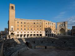 Italy 2017 - Basilicata, Puglia-163 (straight_shooter_socal1) Tags: anfiteatroromano ilsedile italy lecce puglia