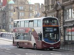 Lothian 782 SN56AEC North Bridge, Edinburgh on 37 (1280x960) (dearingbuspix) Tags: 782 lothian transportforedinburgh lothianbuses sn56aec