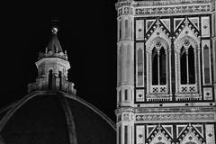 La Firenze bianconera (AlessandroDM) Tags: firenze duomo duomodifirenze