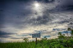Prevent Erosion (Bud in Wells, Maine) Tags: beachgrass dunegrass seagrass signs sun clouds parsonsbeach niksoftware kennebunk maine