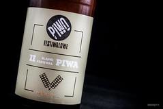 II Festiwal005 Browarnicy (Browarnicy.pl) Tags: craftbeer silesia piwo bier beer kraft piwokraftowe piekarniapiwa bottle label cap