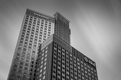 2017.06.22. Rotterdam (Péter Cseke (mostly OFF until July 23)) Tags: firecrest formatt hitech nd nikon d750 rotterdam netherlands holland europe travel architecture buildings tower blackandwhite monochrome mono urban city cityscape longexposure