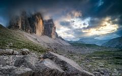 Tre Cime (Wim Air) Tags: southtyrol südtirol dolomiten mountain tre cime wimairat
