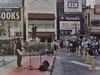Saturday Street Concert in Jiyugaoka (石川のペンギン スタジオ) Tags: lumina tokyo jiyugaoka fujifilm xt1 xf23f2 japan street musicworker singer gutarist
