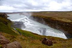 P1390783- Gullfoss - Islande  28 mai 2017 (petite106) Tags: islande cascade gullfoss