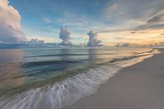 Gulf Clouds Over The Gulf Coast (lestaylorphoto) Tags: usa america florida pensacola beach sunset dusk clouds water gulfofmexico gulf waves travel sand nikon d610 leefilters leslie taylor lestaylorphoto ãããªã ãã³ãμã³ã¼ã© ãã³ã³ ãã¤ã©ã¼ ã¬ã¹ãªã¼ æè¡ ãã¼ã