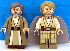 Luke Skywalker (Korto73) Tags: christo7108 phoenix custom bricks