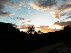 Día 6 . En Cornejo vamos cerrando el día con un atardecer espectacular