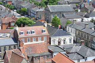 Views from Beccles Bell Tower