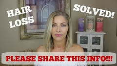 Hair Loss SOLVED! Hashimotos and Thyroid Medication ~ Levothyroxine (jeniferjbeauty) Tags: hair loss solved hashimotos thyroid medication ~ levothyroxine beauty skin care wrinkles workout routines fitness