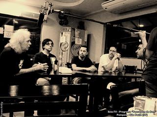 Tony Babalu, Adriano Augusto, Leandro Gusman, Percio Sapia, Igor Delion - Programa Passagem de Som (SescTV)