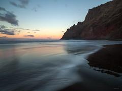 amanecer las gaviotas colores (Fran Photo ARt) Tags: playa tenerife las gaviotas santa cruz islas canarias