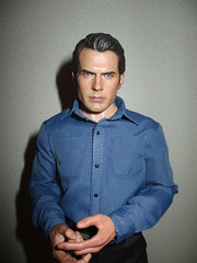 Directory: Cavill (larry_boy17) Tags: 16scale 16 scale actionfigure actionfigures action figure figures toy toys hottoys hot blue black superman henrycavill portrait person people indoor inside indoors cop policeofficer baltimore detective