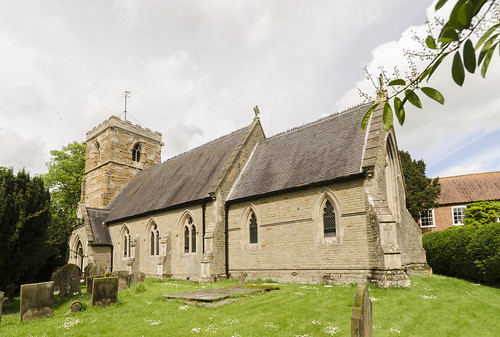 Langton by Wragby, St Giles' church