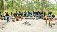 JHY May 11, 2017-7787 (CamoBucket) Tags: newjersey standard tombrown tracker wilderness survival tracking pine barrens