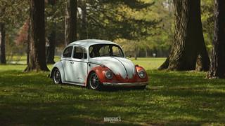 Kurt Sholtz' 1966 VW Beetle