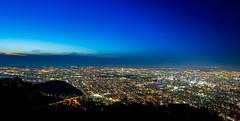 A night in Moiwa もいわやま (Robert C. Wang) Tags: japan moiwayama moiwa mtmoiwa nikon nikond750 24120mm night sapporo hokkaido travel travelaroundtheworld stunning 写真 photography travelphotography
