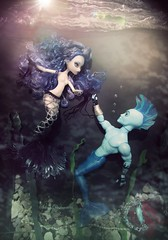 Deep Devotion (Silent Distraction) Tags: monsterhigh mattel mermaid