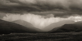 Fisherfield storm
