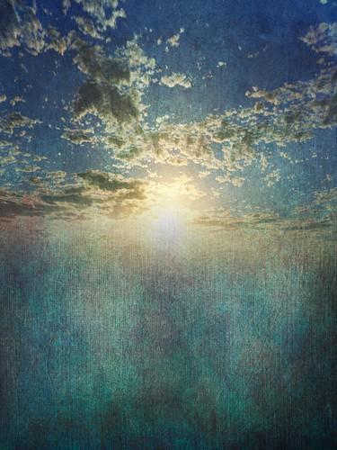 Sky clouds blue experiment ©  NO PHOTOGRAPHER