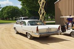 1957 Chrysler 300-C (Crown Star Images) Tags: 1957 chrysler 300c 57 300 c midwestmoparsintheparknationalcarshowswapmeetdakotacountyfairgroundsfarmington midwestmopars mopar mopars moparsinthepark2017 car cars carshow automobile auto automobiles automotive