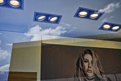 Lucy In The Sky (Monty May (OBSERVE)) Tags: iserlohn nrw germany street streetphotography