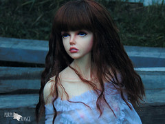 Angellica (PurpleandOrangeMH) Tags: bianca adiction bjd ball join doll angellica orange purple punta arenas