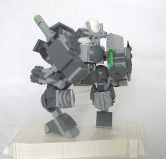 All Terrain Combat Support Transport (「Ray the Fox」) Tags: lego star wars first order transport walker mech