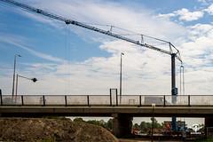 IMG_0734 (Frisian_drone) Tags: brug mc escher akwadukt drachtsterbrug drachtsterweg leeuwarden aquaduct zuiderburen aldlan geld