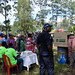 Voting at Waghi, Banz, Jiwaka province