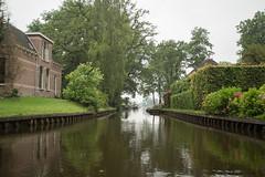 DSC00834 (sylviagreve) Tags: 2017 giethoorn boat canal overijssel netherlands nl