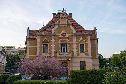 Brasov post office ©  Andrey