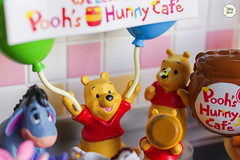 Pooh Cafe (Ylang Garden) Tags: rement pooh cafe miniature