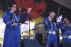 Mariachi Jalisco US (2017) 04 (KM's Live Music shots) Tags: worldmusic cuba mariachi mariachijaliscous violin neworleansjazzheritagefestival jazzheritagestage fairgroundsracecourseneworleans
