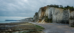 Falaise d'yport (musette thierry) Tags: musette thierry nikon d600 paysage landscape plage port falaise cabine panorama normandie seinemaritime touriste vacance mer côte littoral france yport europe