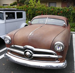 Chopped Ford (bballchico) Tags: chopped ford shoebox custom carshow lakepipes santamaria westcoastcustomscruisinnationals