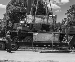 ForestPark_SAF7014 (sara97) Tags: confederatemonument confederatemonumentremoval copyright©2017saraannefinke forestpark forestpark2017 missouri photobysaraannefinke removal saintlouis bw blackandwhite blackwhite monochrome