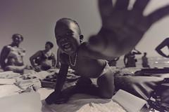 LV (♫♪♭Happy new year ♫♪) Tags: enricodot bianconero bn bnw bw blackandwhite beach child children bokeh 14mm play summer st streetphotographer streetlife