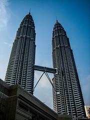 Petronas Towers , Kuala Lumpur (foto.karlchen) Tags: petronas tower kualalumpur malaysia