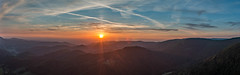 Landschaft-511-HDR-Pano.jpg (1993CHRISTOPH) Tags: nacht hdr lightpainting landschaft sonnenuntergang sommer oppenau sternenhimmel sterne selbstportrait panorama natur langzeitbelichtung buchkopfturm