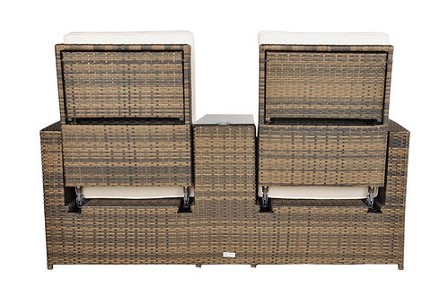 Stylish, robust Rattan garden furniture